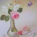 Bouquet précieux, 30 x 40 cm<br />