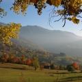colline en automne<br />