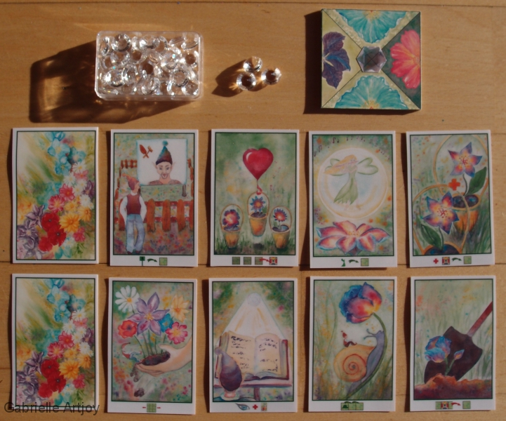 cartes pouvoirs magiques