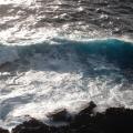 vague vers les Iles Sanguinaires<br />
