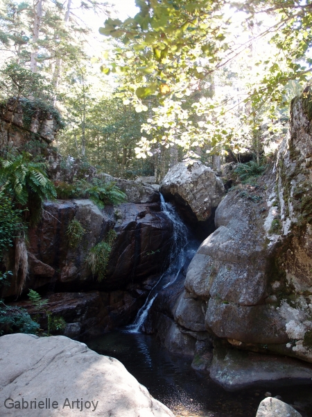 Cascade d'Aïtona