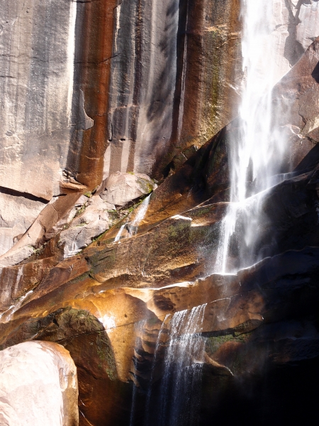 Yosemite National Park, Vernal Falls