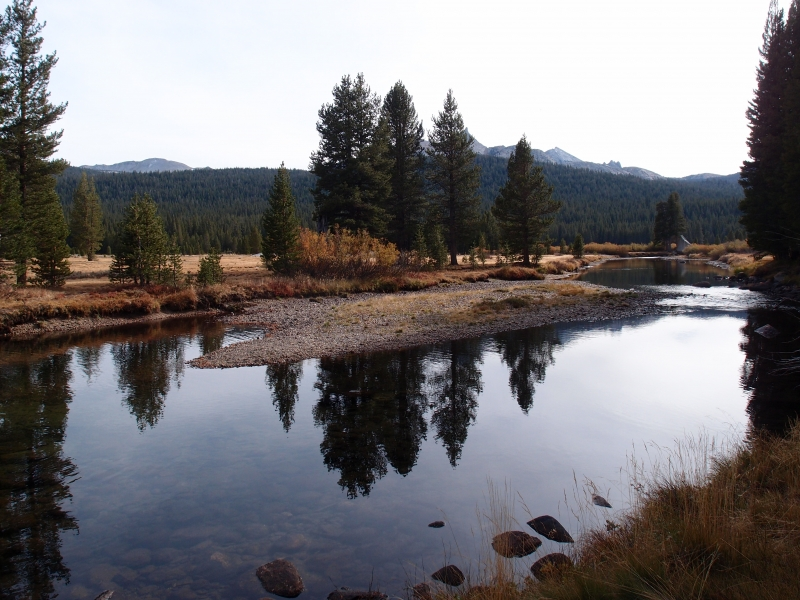 Yosemite National Park, Tuolumne Meadows