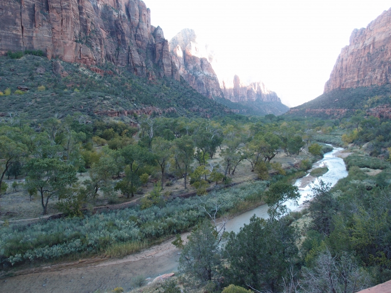 Zion National Park, Virgin River