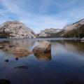 Yosemite National Park, Tenaya lake<br />