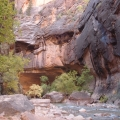 Zion National Park, Virgin River<br />